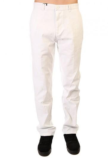 Штаны прямые Urban Classics Chino Pants White, 1128336,  Urban Classics, цвет белый