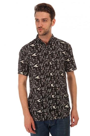 Рубашка DC Vacation Occult Black, 1148067,  DC Shoes, цвет черный