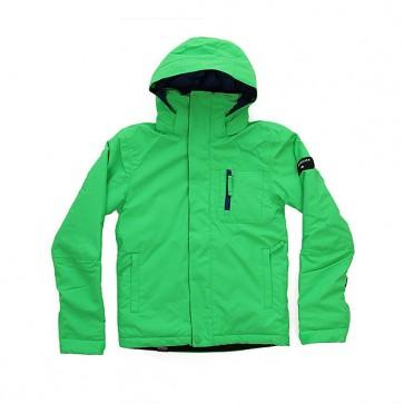 Куртка детская Quiksilver Mission Solid Andean Toucan, 1158650,  Quiksilver, цвет зеленый