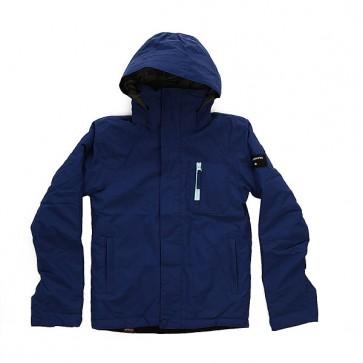 Куртка детская Quiksilver Mission Solid Sodalite Blue, 1158651,  Quiksilver, цвет синий