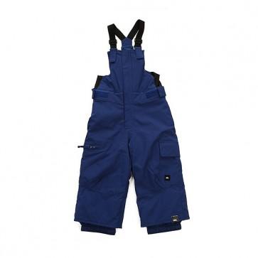 Комбинезон сноубордический детский Quiksilver Boogie Sodalite Blue, 1158671,  Quiksilver, цвет синий
