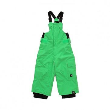 Комбинезон сноубордический детский Quiksilver Boogie Andean Toucan, 1158674,  Quiksilver, цвет зеленый