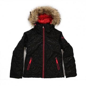 Куртка детская Roxy Jet Ski True Black, 1158694,  Roxy, цвет черный