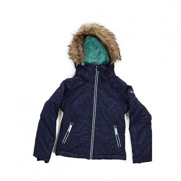 Куртка детская Roxy Jet Ski Blue Print, 1158695,  Roxy, цвет синий