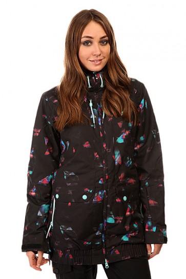 Куртка женская DC Riji Jkt Drico, 1131787,  DC Shoes, цвет черный