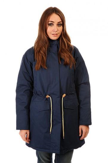 Куртка парка женская Today Ws 15 Navy, 1131963,  Today, цвет синий