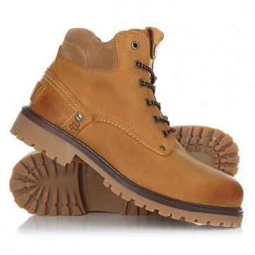 Ботинки зимние Wrangler Yuma Fur Camel, 1157240,  Wrangler, цвет коричневый