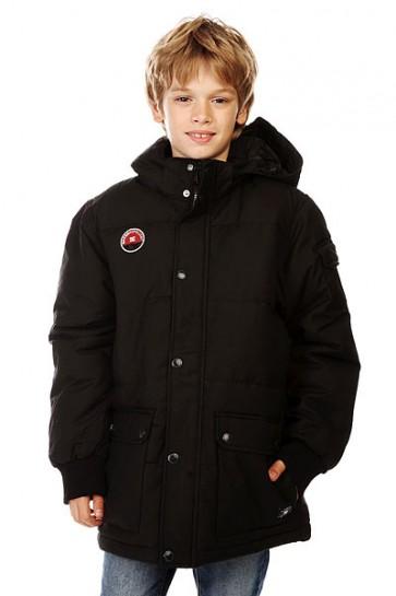 Куртка детская DC Arctic 2 Black, 1128604,  DC Shoes, цвет черный