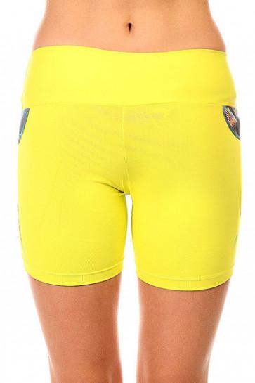 31c3817e0b26 Шорты пляжные женские CajuBrasil New Zealand Shorts Yellow