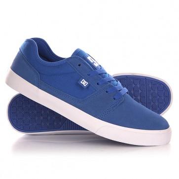 Кеды кроссовки низкие DC Tonik Blue, 1143148,  DC Shoes, цвет синий