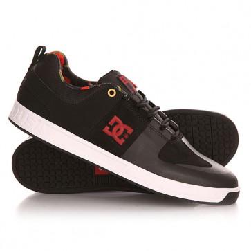 Кроссовки DC Lynx Prestige S Black/Multi, 1143152,  DC Shoes, цвет черный