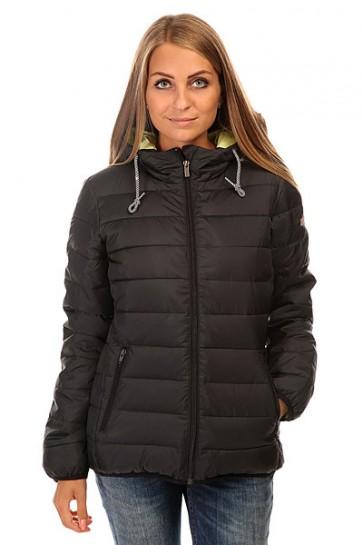 Куртка зимняя женская Roxy Foreverfreely J Jckt True Black, 1140058,  Roxy, цвет черный