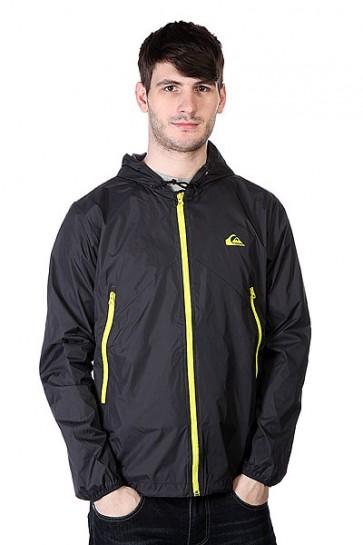 Ветровка Quiksilver Everyday Jacket Tarmac, 1113549,  Quiksilver, цвет черный