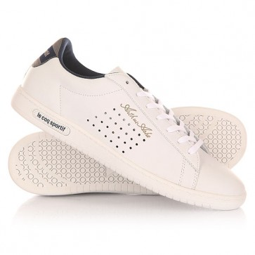 Кеды кроссовки низкие Le Coq Sportif Arthur Ashe Int Sport Jacquard Optical White, 1148279,  Le Coq Sportif, цвет белый