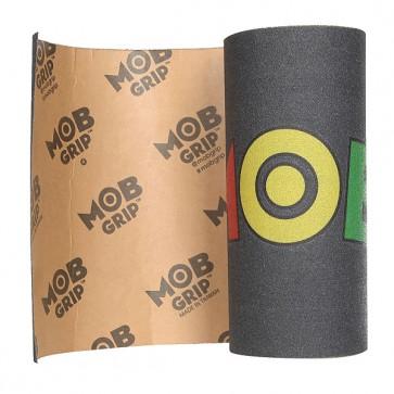 Шкурка для скейтборда для скейтборда Mob Logo Multi, 1159085,  Mob, цвет мультиколор, черный