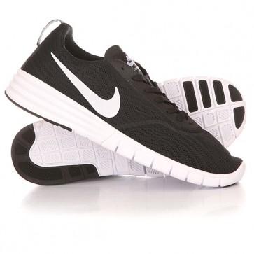 Кроссовки Nike SB Paul Rodriguez 9 Black/White, 1150793,  Nike, цвет черный