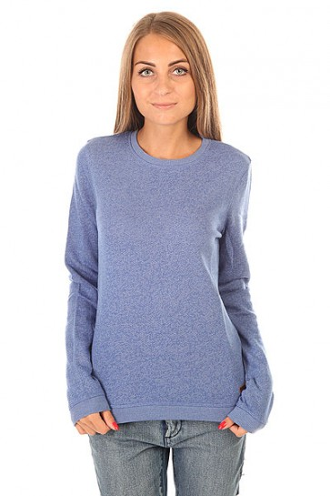Джемпер женский Roxy Signature J Otlr Dazzling Blue, 1155398,  Roxy, цвет синий
