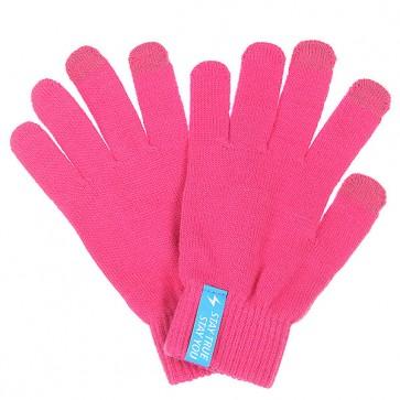 Перчатки TrueSpin Touchgloves Dark Pink, 1102756,  TrueSpin, цвет розовый