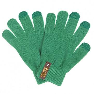 Перчатки TrueSpin Touchgloves Green, 1102759,  TrueSpin, цвет зеленый