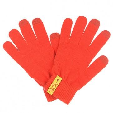 Перчатки TrueSpin Touchgloves Red, 1102761,  TrueSpin, цвет оранжевый