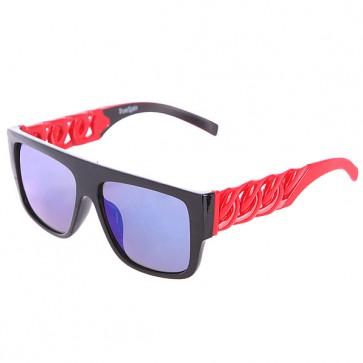 Очки TrueSpin Las Cadenas Black/Red, 1102777,  TrueSpin, цвет красный, черный