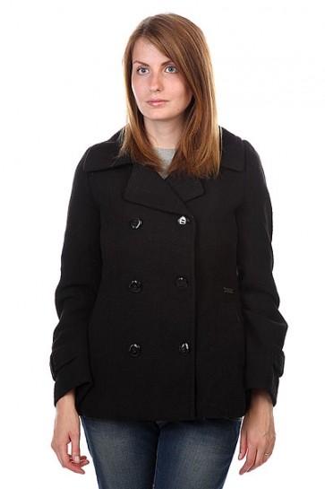 Пальто Element Hawksbury Black, 1123322,  Element, цвет черный