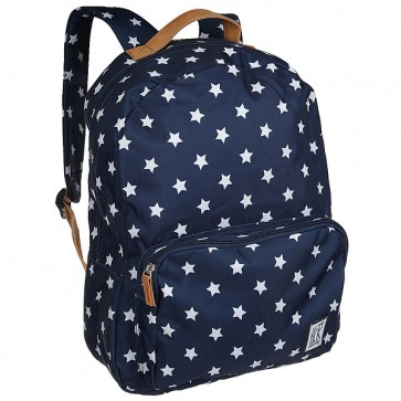 Рюкзак городской The Pack Society Classic Backpack Navy With White Stars Allover, 1157518,  The Pack Society, цвет синий