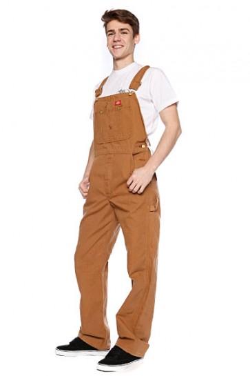 Комбинезон Dickies Duck Bib Overall Brown Duck, 1029053,  Dickies, цвет коричневый