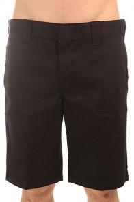 Шорты классические Dickies 11 Inch Slim Straight Work Short Black