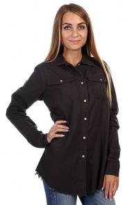 Рубашка женская Insight  Fallen Rose Shirt Midnight
