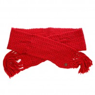 Шарф женский Rip Curl Jade Scarf Poinsettia Red