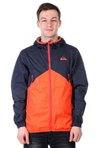 Ветровка Quiksilver New Wave Jacket Jacket Mandarin Red