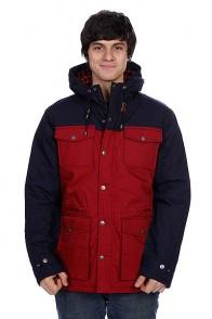 Куртка зимняя Element Hemlock Crimson Red