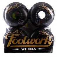 Колеса для скейтборда для скейтборда Footwork Tag 98A 53 mm