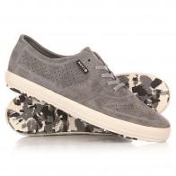 Кеды кроссовки низкие Huf Liberty Grey/Bone White