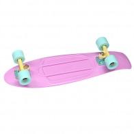 Скейт мини круизер Penny Nickel Pastels Lilacs 27 (68.6 см)