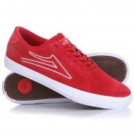 Кеды кроссовки низкие Lakai Mariano Red/Suede
