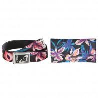 Комплект ремень + кошелек женский Roxy Вместе Навсегда Multi