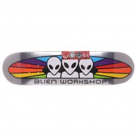Дека для скейтборда для скейтборда Alien WorkShop (AWS) Spectrum Foil Small Multi 31.25 x 8.0 (20.3 см)