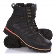 Ботинки зимние Quiksilver The Summit Solid Black