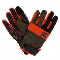 Перчатки сноубордические DC Antuco Glove Camo Lodge