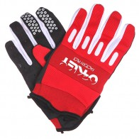Перчатки Oakley Factory Glove Red Line