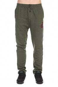 Штаны прямые Diamond Un-polo Sweats Green