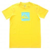 Гидрофутболка детская Quiksilver Squarehypno Yellow