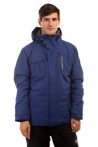 Куртка утепленная Quiksilver Mission Solid Sodalite Blue