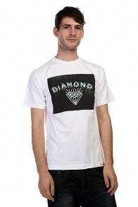 Футболка Diamond Jewlers Row White