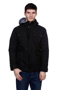 Куртка зимняя Globe Infantry Jacket Black