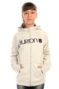 Толстовка сноубордическая детская Burton Scoop Hdd Vanilla Heather