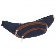 Сумка поясная TrueSpin Wisst Bag F.bottom Navy/Brown