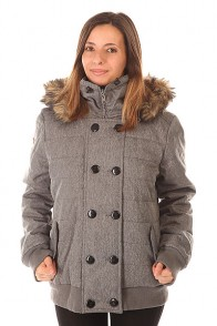 Куртка парка женская Element Wella Grey